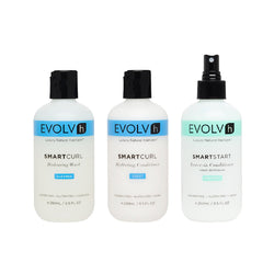 EVOLVH Healthy Hair Trio for Curls