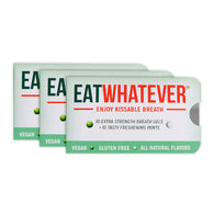 EATWHATEVER Peppermint Breath Freshener - 3 packs