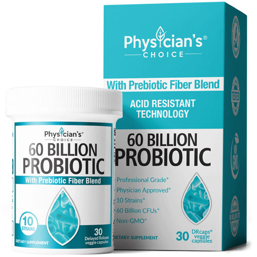 Physician's Choice Probiotic Capsules 30caps