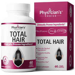 Physician's Choice Hair Growth Vitamin Supplement 60caps