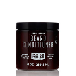 SCOTCH PORTER Hydrate & Nourish Beard Conditioner 8oz