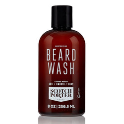 SCOTCH PORTER Moisturizing Beard Wash 8oz