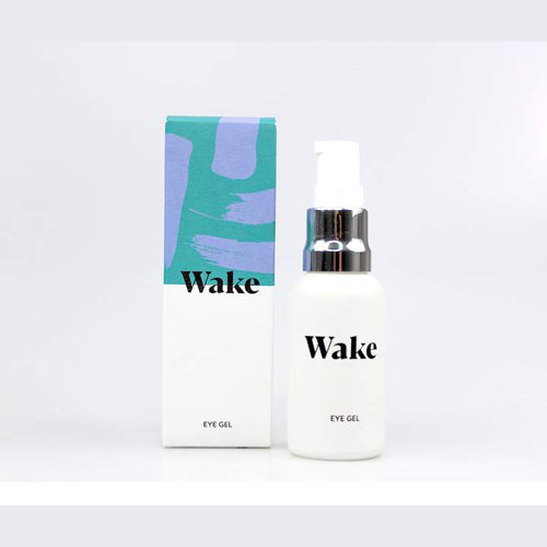 Wake Skincare Eye Gel 30ml