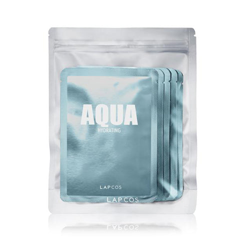 LAPCOS Daily Skin Mask Aqua 5 Pack