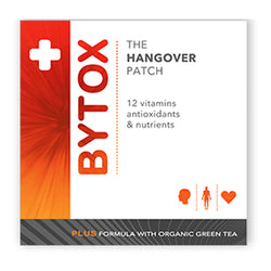 BYTOX The Hangover Patch 25 CT
