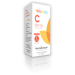frunutta CHERRY CERASUS C 500 mg sublingual - 90 Tablets