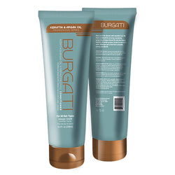 Burgati Argan Oil & Keratin Conditioner 8oz