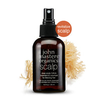 john masters organics Deep Scalp Follicle Treatment & Volumizer For Thinning Hair 4.2oz
