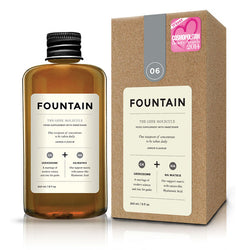 Fountain The Geek Molecule - 240ml