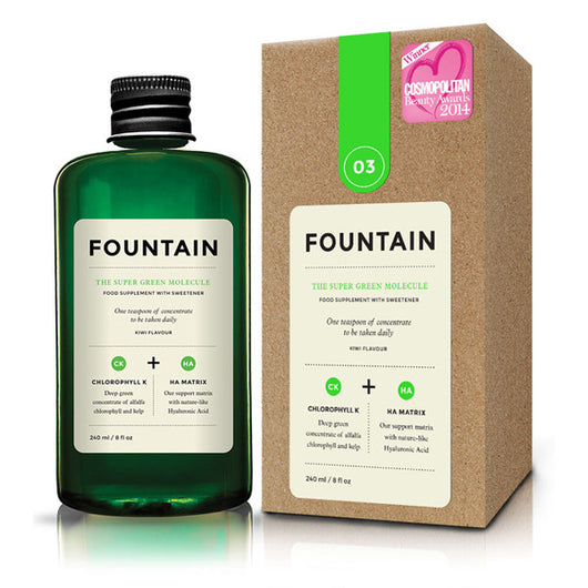 Fountain The Super Green Molecule - 240ml