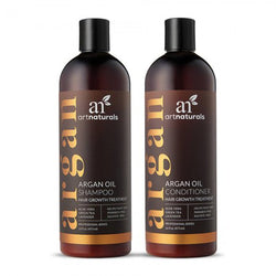 artnaturals Argan Shampoo & Conditioner Hair Growth Treatment Duo 16oz