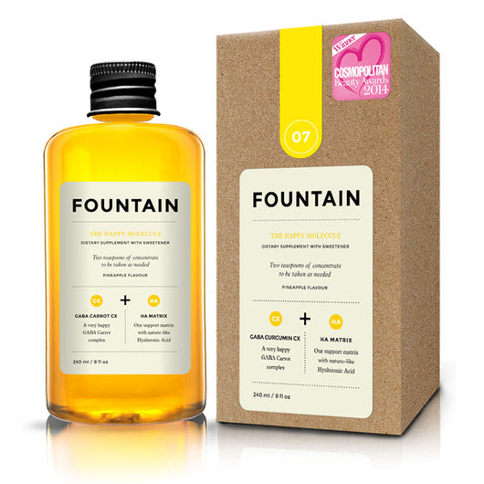Fountain The Happy Molecule - 240ml