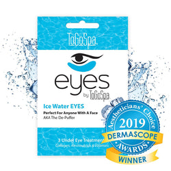 ToGoSpa Ice Water EYES - 3 Treatments