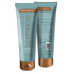 Burgati Keratin & Argan Oil Leave-in Conditioner 8oz