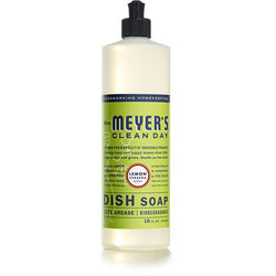Mrs Meyer's Liquid Sish Soap Lemon Verbena 16oz