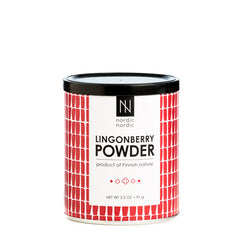 NordicNordic Lingonberry Powder 3.2oz