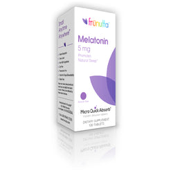 frunutta MELATONIN 5 mg sublingual - 100 Tablets
