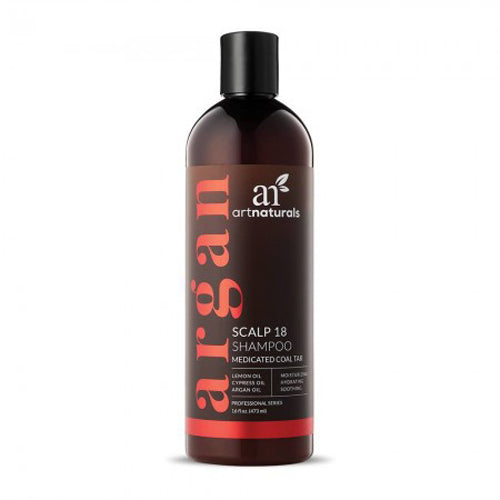 artnaturals Argan Scalp 18 Shampoo 16oz