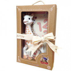 Sophie La Girafe 1,2,3 Book Set