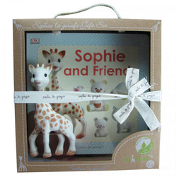 Sophie La Girafe Sophie & Friends Book Set
