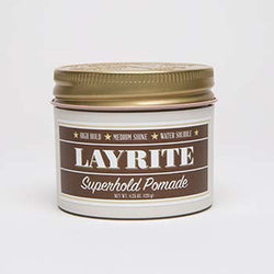 Layrite Super Hold Pomade - 4.25oz
