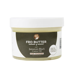 FRO BUTTER with Jamaican Black Castor Oil 8oz
