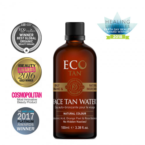 ECO TAN Face Tan Water 3.38oz