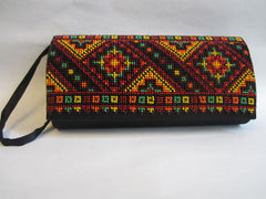 Embroidered Beaded Clutches