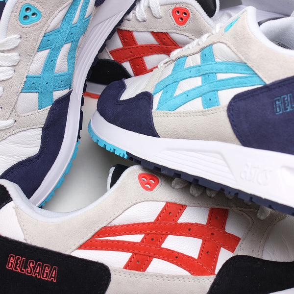 asics gel saga pop corn