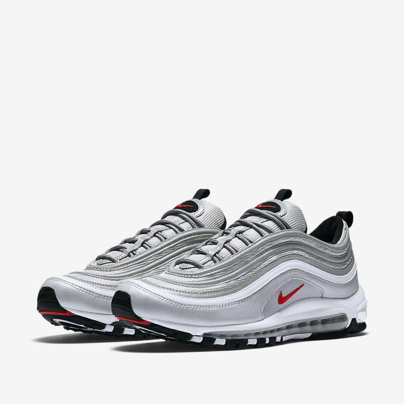 61245318984e Nike Air Max 97 OG QS  Silver Bullet  Release Reminder – Above The ...
