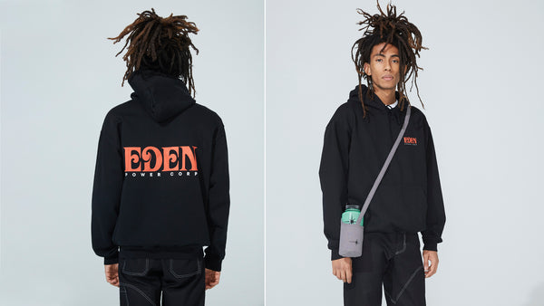 Eden Power Corp Makes Sustainability Cool In Utopian, Grungy FW20 Collection