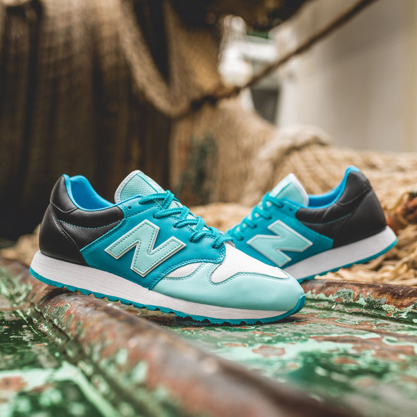 New Balance x Hanon 520 'Fisherman Blues' Release Information