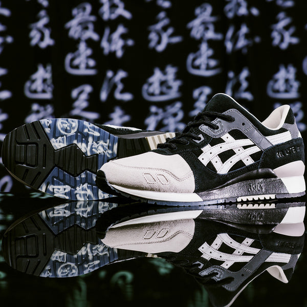 ASICS Tiger x Kicks Lab Gel Lyte III 'KLSHINOBI'