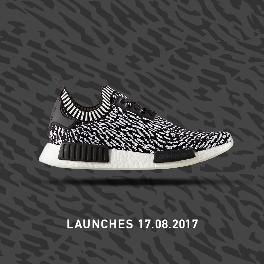 finest selection aee40 b6074 adidas Originals NMD R1 'Zebra Pack' – Above The Clouds