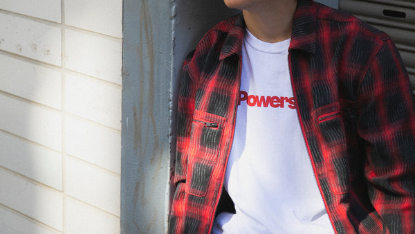 Powers Supply References Internet Throwbacks And Playful Graphics in FW20 Drop 1.