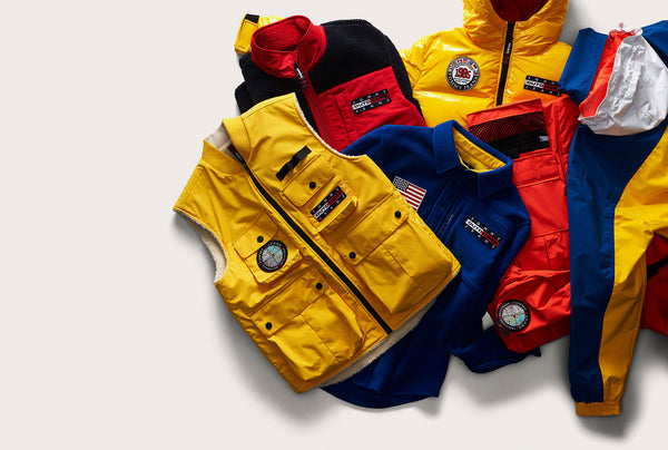 Tommy Jeans Expedition Pack Available Now