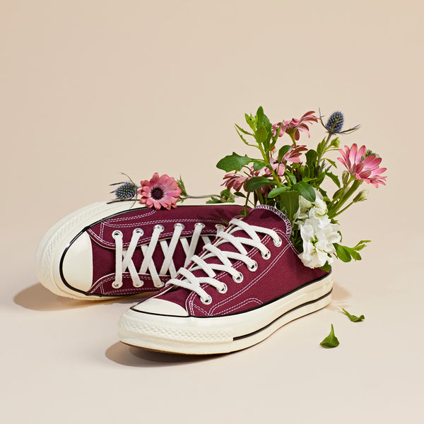 Converse Chuck Taylor 70' Dark Burgundy In-Store Now