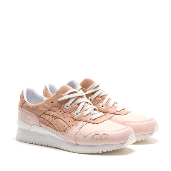 Release Reminder: Saturday 10th February. Asics Gel Lyte III Veg Tan