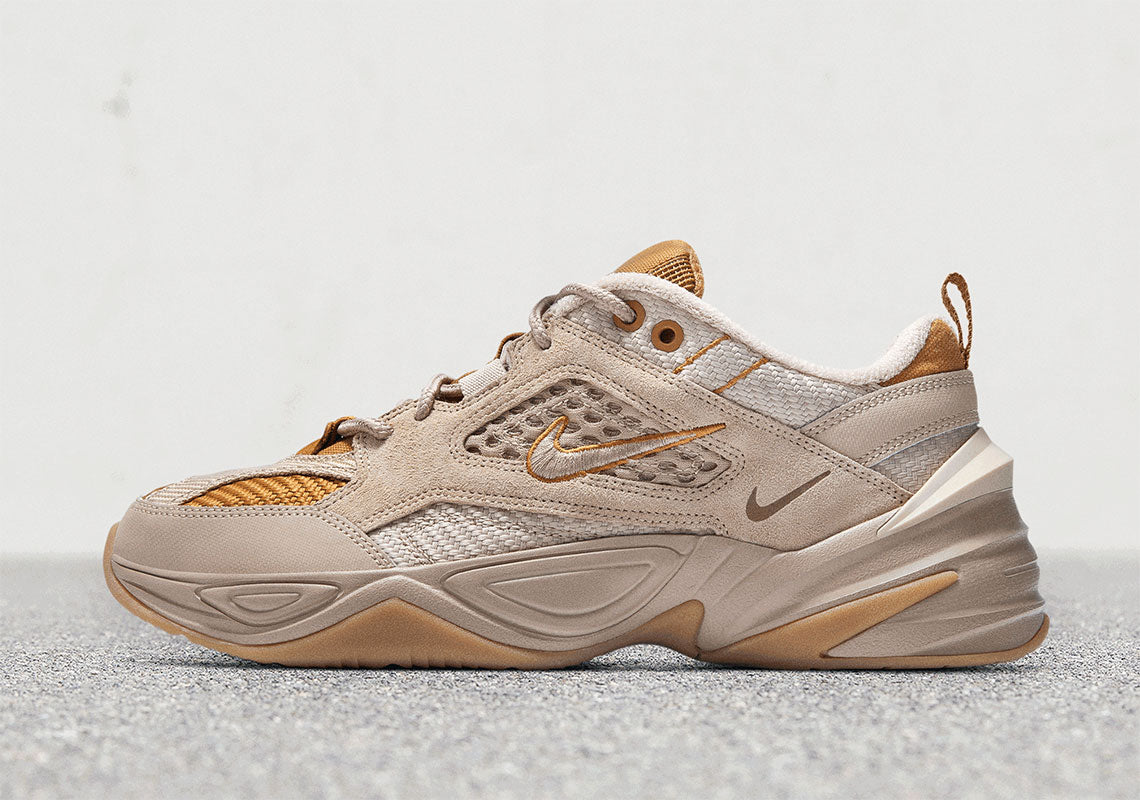 2ebd35fb06fa09 The M2K Tekno SP is a testament to Nike s innovation and its push to create  never before seen material combinations.