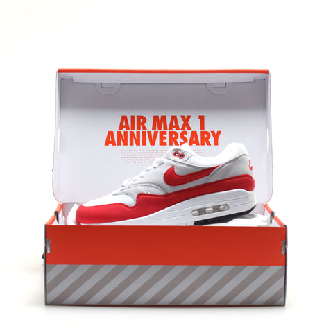 f11d7d46d50e2e Nike Air Max One Anniversary University Red Release Information ...
