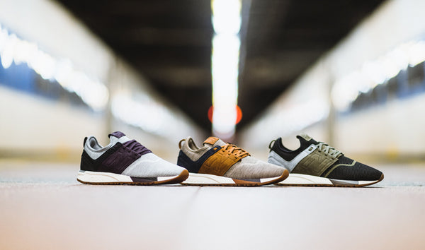 New Balance 247 Luxe Pack Release Information - Above The Clouds