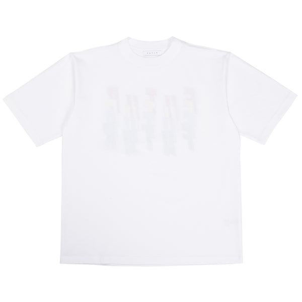 Play G Fit Tee White