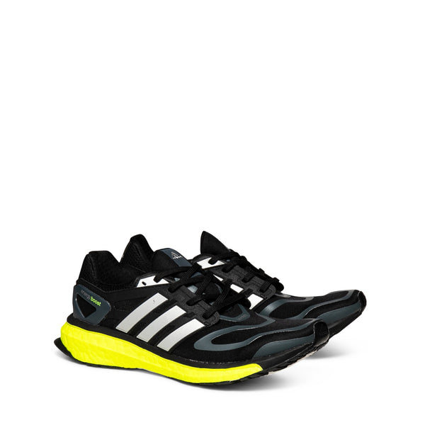 Energy Boost Black | Yellow | Silver | White