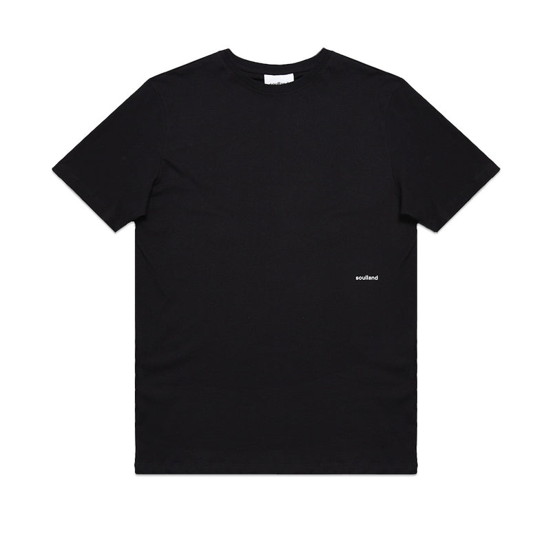 Logic Coffey Tee Black