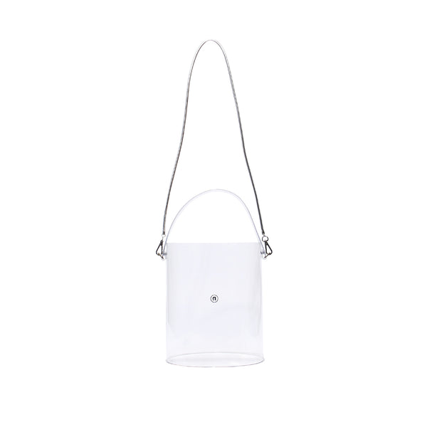 PVC Bucket Bag Clear