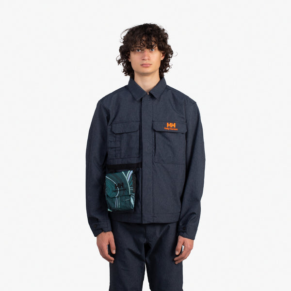 Heritage Carpenter Jacket Navy