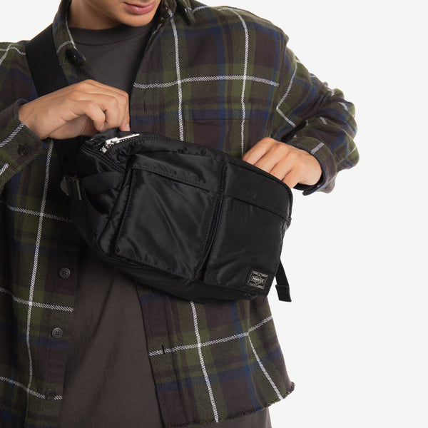 Tanker Waist Bag Black
