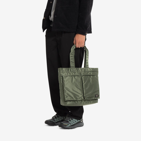 Tanker Tote Bag Sage Green