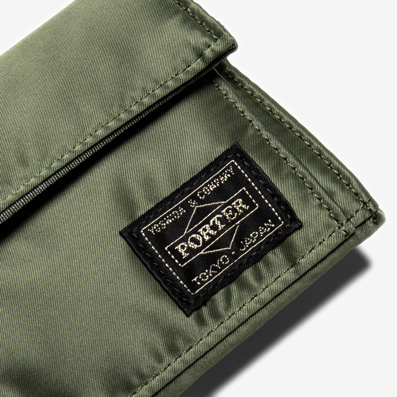 Tanker Wallet Sage Green