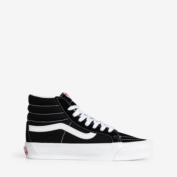 OG Sk8-HI LX Black | True White